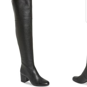 Via Spiga 'Finlay' Over the knee boots